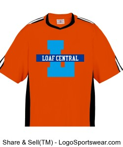 LC United Soccer Jersey Design Zoom